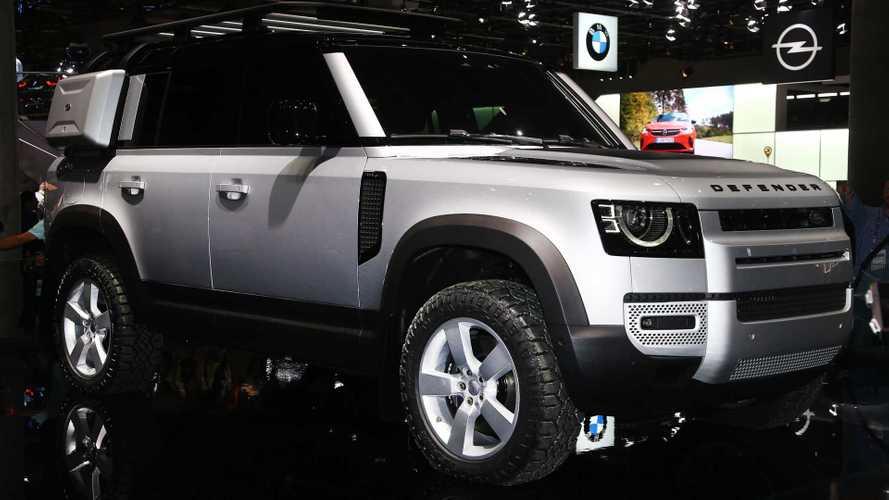 2020 Land Rover Defender Frankfurt 2019 Motor1 Com Photos