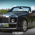 Rolls Royce Sweptail Loses Main Feature In Cabrio Render