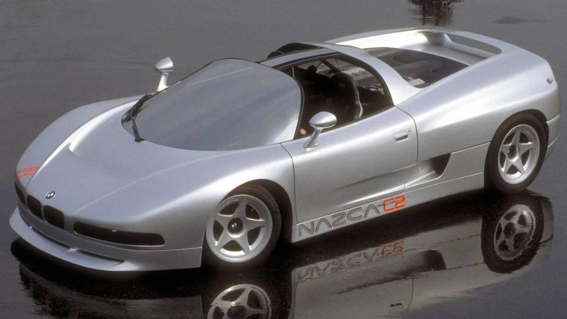 1993 BMW Nazca C2 Örümcek konsepti