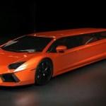 Lamborghini Aventador Limousine Hein