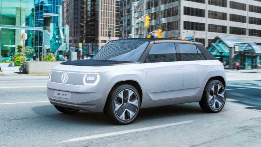 VW ID.  Concept of life (external)