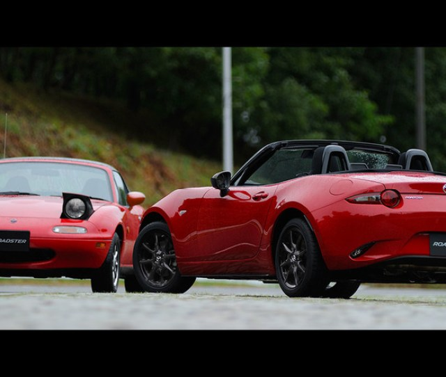 Aftermarket Tuning Mazda Has Way Cooler Miatas Ready For Tokyo Auto Salon