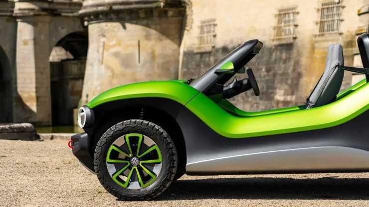 Volkswagen ID Buggy no Concours d'Elegance