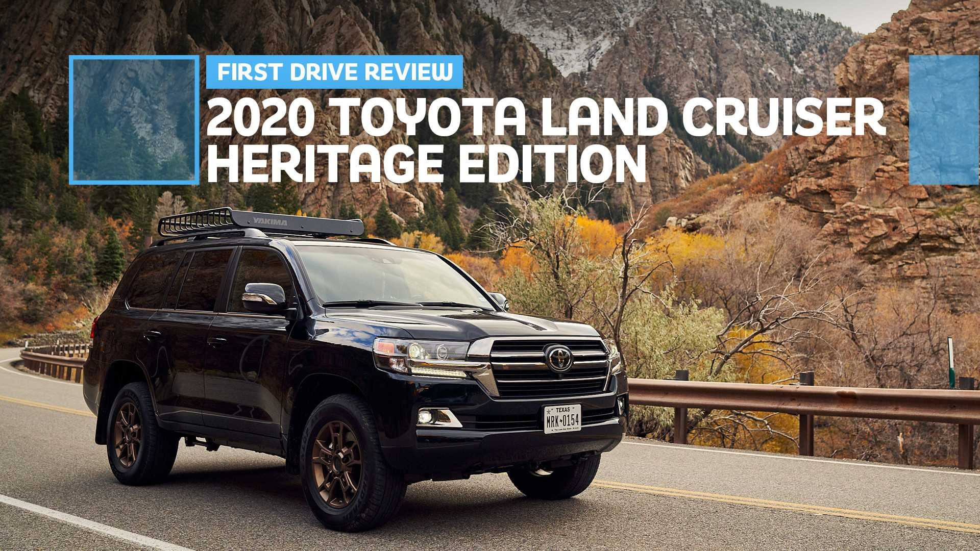 The all new 2020 Land Cruiser Reviewed