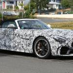 Mercedes Amg Gt R Roadster Indirectly Confirmed With 577 Hp