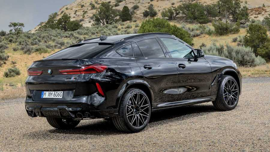 BMW X5 M, X6 M Debut As Two Hot Crossovers With Up To 617 HP