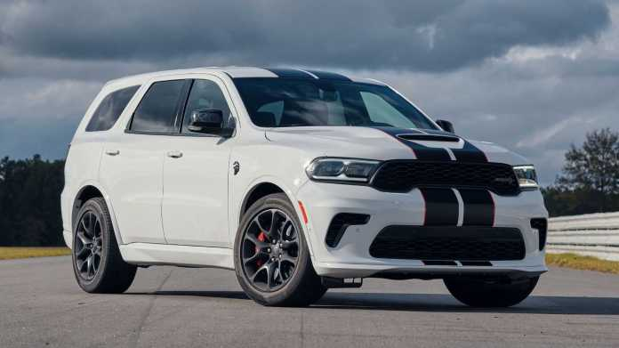 Dodge Durango Srt Hellcat Production Extended