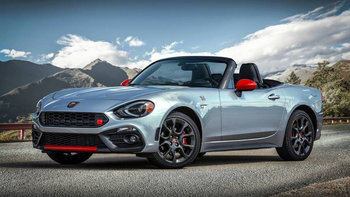 2019 fiat 124 spider is louder, but neither faster nor stronger