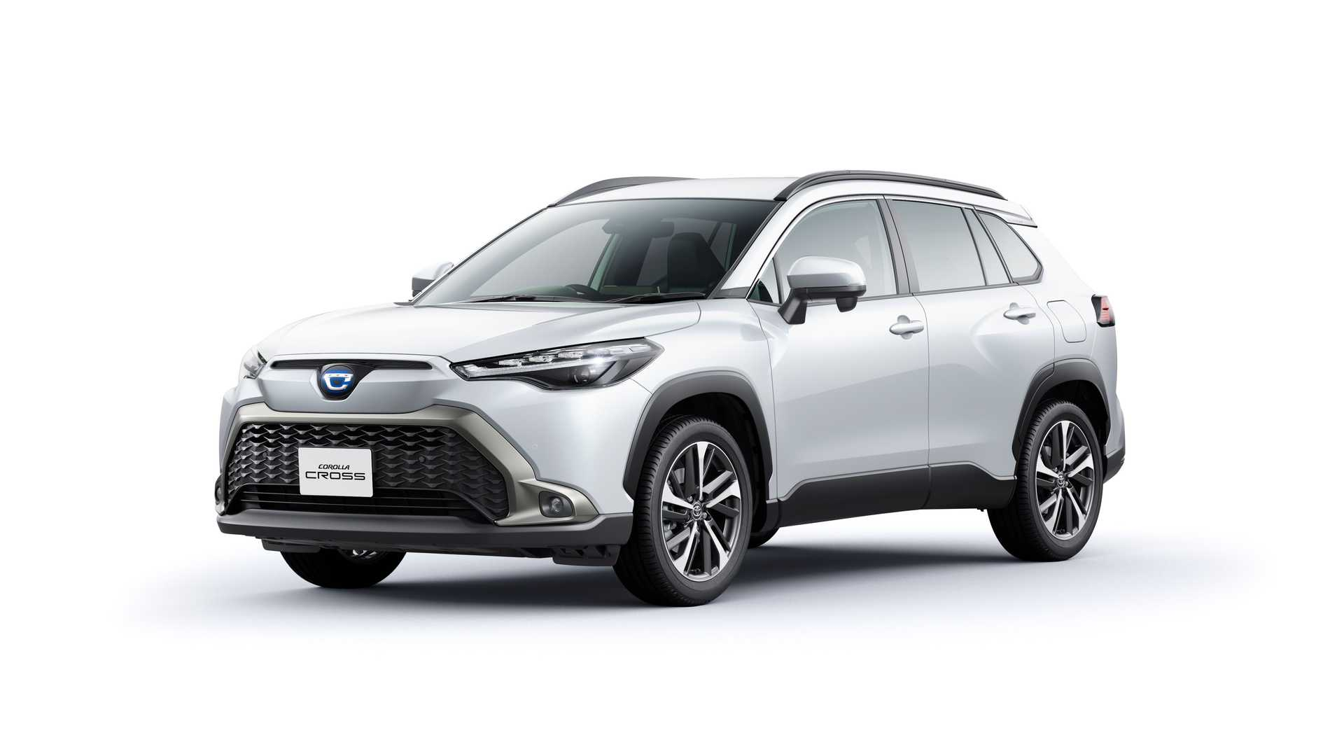 2022 Toyota Corolla Cross (JDM)