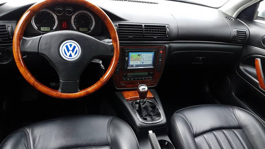 Mint Condition Vw Passat W8 With Manual Gearbox Might