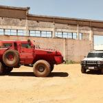 Marauder Armored Vehicle Featured In Top Gear Video