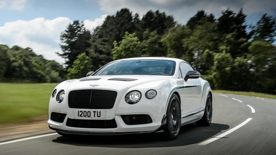 Bentley Continental GT3 R headed to Pebble Beach  will cost over  300k Bentley Continental GT3 R limited edition