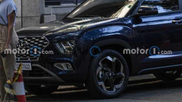 Hyundai Crete 2022 - New hunts
