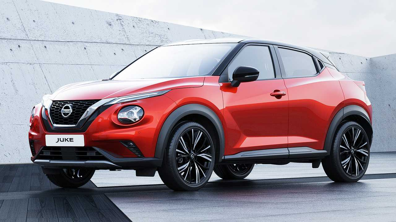 Nissan Juke Debuts All New Quirky Looks For Euro Market