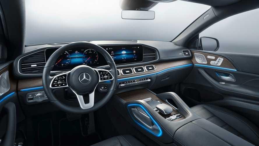 Mercedes Gle Coupe 2019 Motor1 Com Photos