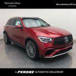 New 2020 Mercedes Benz Glc Amg Glc 63 Suv Suv In Chantilly 7200371 Mercedes Benz Of Chantilly