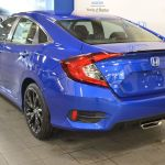 2020 New Honda Civic Sedan Sport Cvt At Honda Of Mentor Serving Cleveland Euclid Mentor Oh Iid 20392274