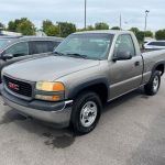 2002 Used Gmc Sierra 1500 Reg Cab 119 0 Wb 4wd At Allen Auto Sales Serving Paducah Ky Iid 20303615