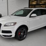 2015 Used Audi Q7 S Line Prestige Supercharged Best Colors Third Row At Michs Foreign Cars Serving Hickory Nc Iid 20488878