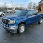 2018 Used Gmc Sierra 1500 4wd Crew Cab 143 5 Sle At Allen Auto Sales Serving Paducah Ky Iid 20251920