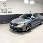 2018 Used Volkswagen Jetta 1 4t Se Automatic At Top Gear Motors Serving Addison Il Iid 20539816