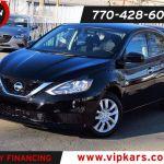 2019 Used Nissan Sentra S Cvt At Vip Kars Serving Marietta And Atlanta Ga Iid 20467643