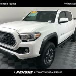 Used 2019 Toyota Tacoma Trd Offroad For Sale In Cordova Tennessee M283639 Penskecars Com