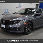 2020 Honda Civic Sedan Sport Manual Sedan For Sale Mentor Oh 20 950 Motorcar Com