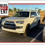 2020 Used Toyota 4runner Limited 4wd At Mini Of Tempe Az Iid 20484400