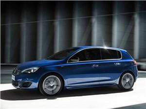 Peugeot 308 GT - обзор, цены, видео, технические ...