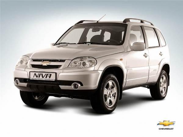 Фото Chevrolet Niva - Chevrolet Niva (2009)