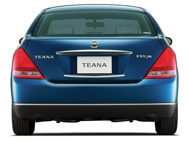 Фото Nissan Teana (2003 - 2008) - фотографии, фото салона ...