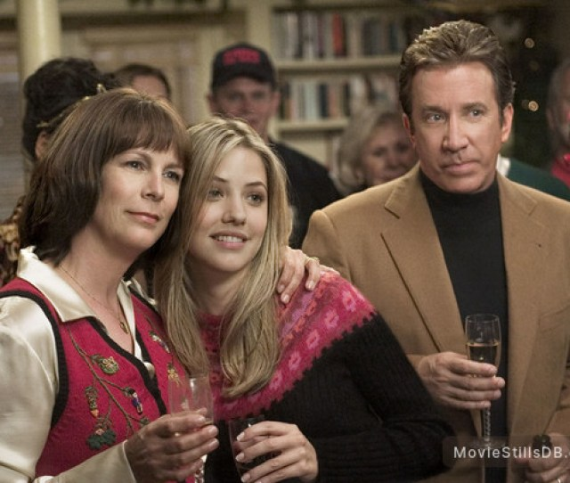 Christmas With The Kranks Publicity Still Of Tim Allen Jamie Lee Curtis