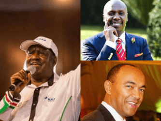 Kenyan sportsmen, artistes and comedians who are politicians