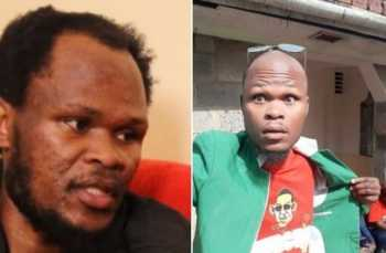 'Niko mbaya, my tongue is swollen…' Churchill Show comedian Othuol Othuol speaks from hospital bed
