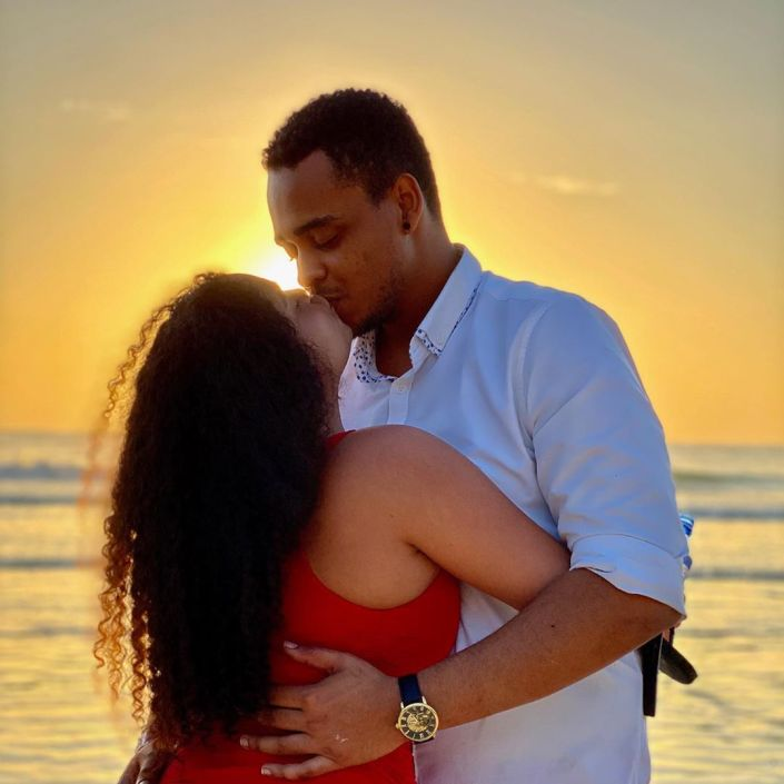 Love guru! Mwai Kibaki Junior shares long-lasting relationship advice