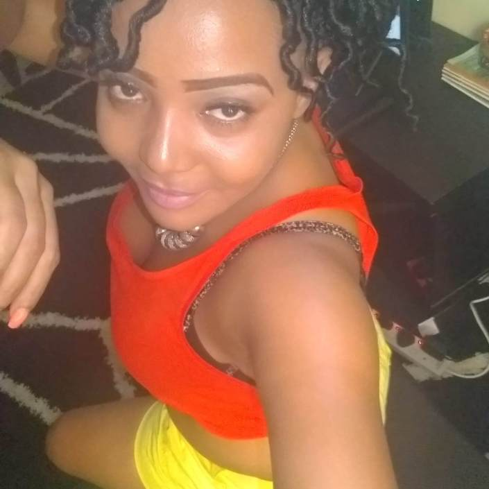 Dance with the angels! Beautiful photos of actress Pretty Mutave who died in Mombasa