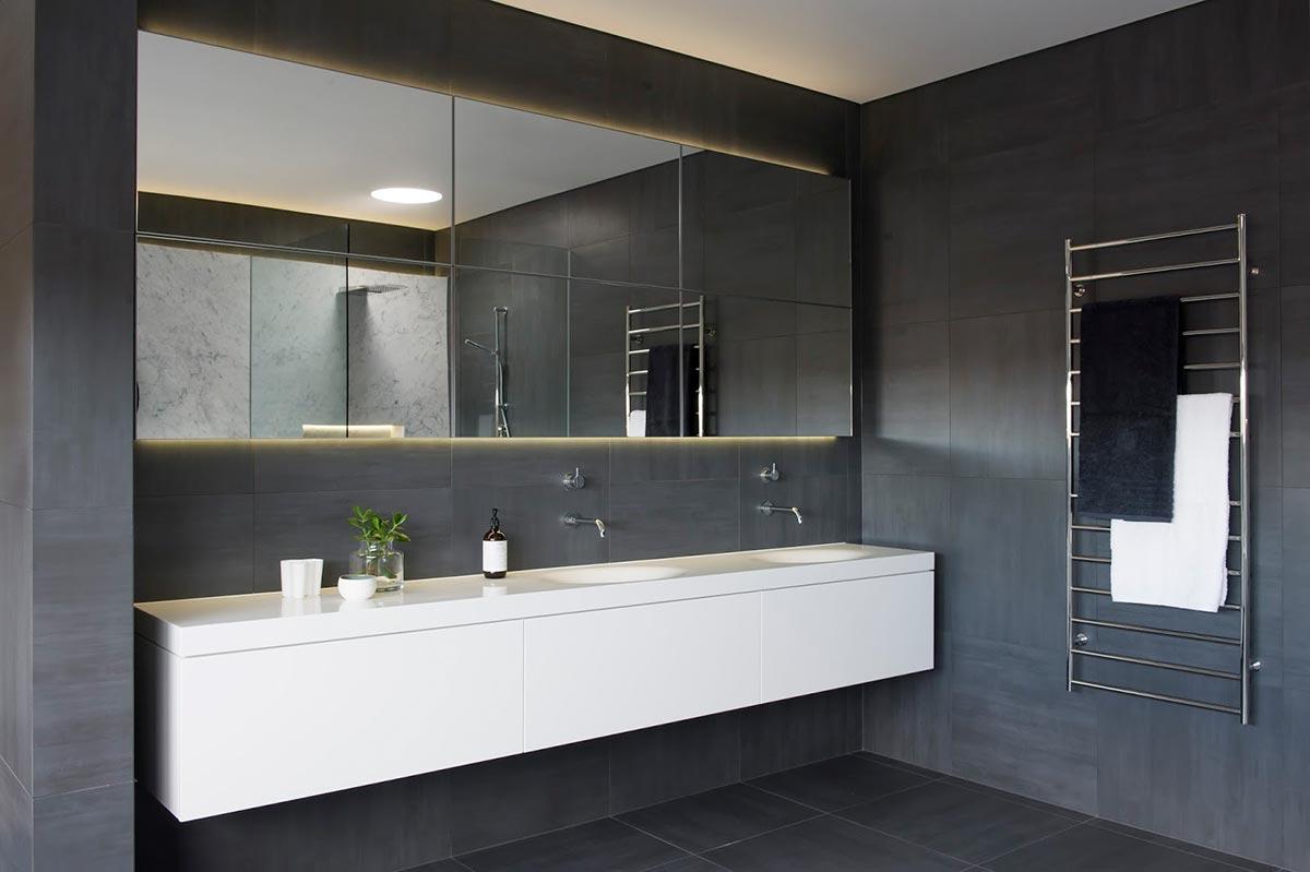 Award-winning monochromatic Bathroom by Minosa Design on Monochromatic Bathroom Ideas  id=29450