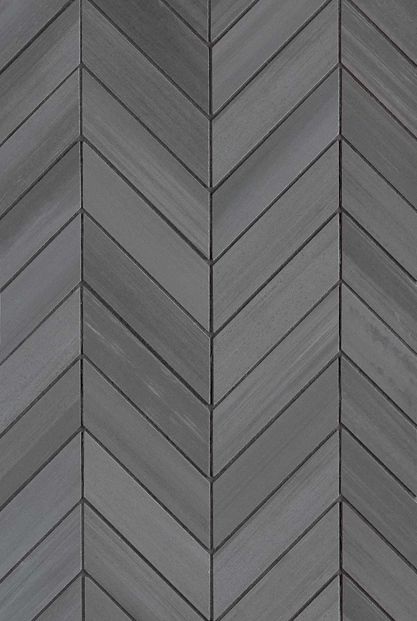 watercolor graphite matte chevron backsplash tile msi