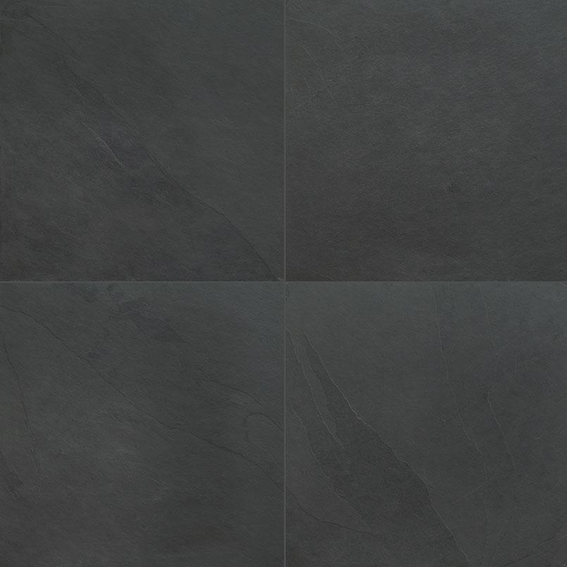 montauk black slate tile slate