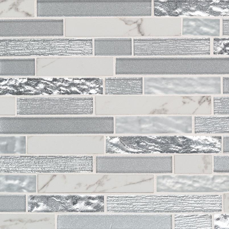 whistler ice interlocking 8mm backsplash tile