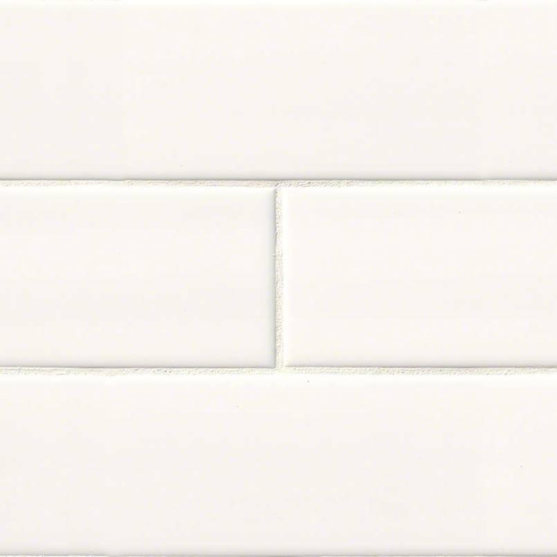 white subway tile 4x16 ceramic mosiac