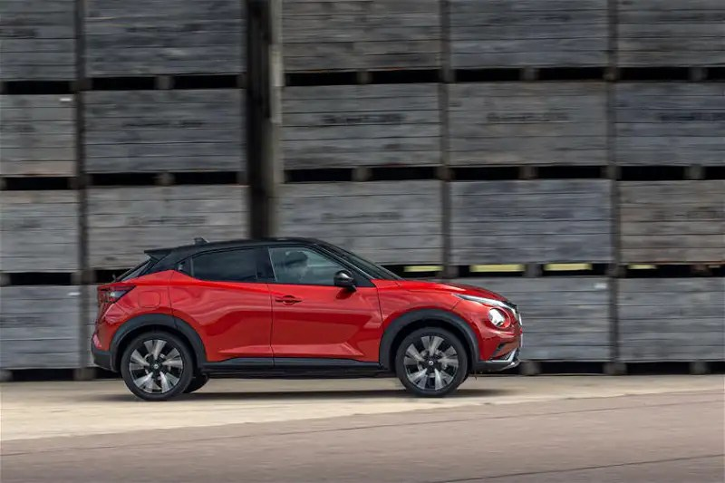 Watch the new Juke car ... the icon of Nissan Egypt 2021 ...