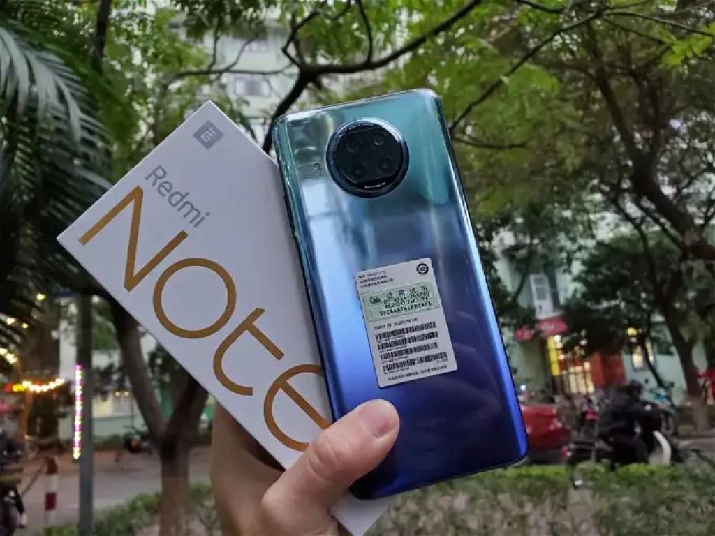شاومى اكلت السوق بعد إطلاق Redmi Note 9 Pro 5G بسعر رخيص مع إمكانات جبارة
