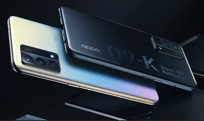 Oppo K9 - 5G, the company's surprise to its fans, with a 4300 amp battery and a price of 4,000 pounds