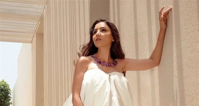 The beautiful Mai Omar