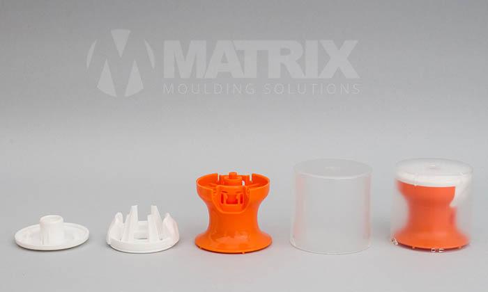 Matrix, matrix sa, fabricante de moldes, moldista, ripoll, nuevo aplicador de voltarem, envase, diseño, i+d