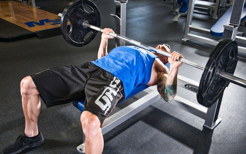 Bench Press Linked To Poor Sexual Performance