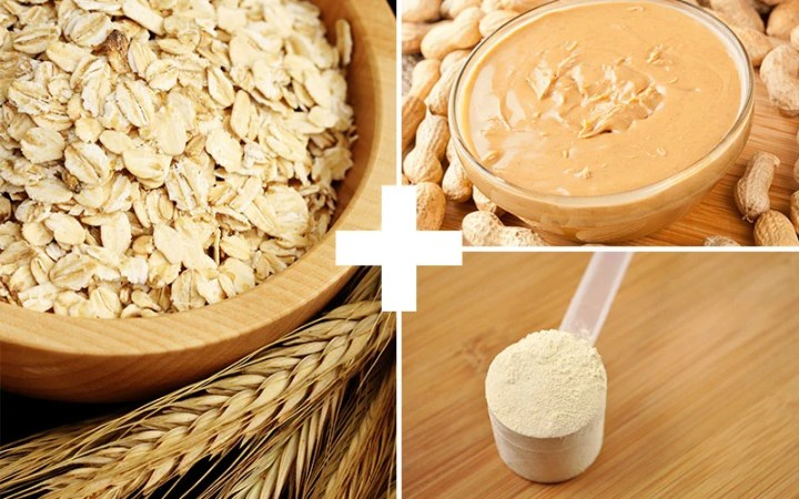 High Protein Easy Oatmeal