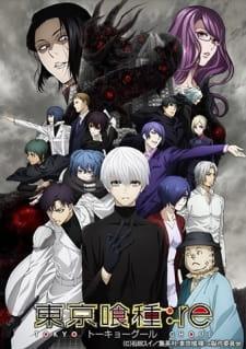 Tokyo Ghoulre 2nd Season   HD 1080p